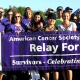 Alex was nominated by her Pediatric Oncologist Dr. Stacie Stapleton to represent all cancer survivors and speak at the Relay For Life at Shorecrest Preparatory School. Relay For Life is the signature fundraising event...